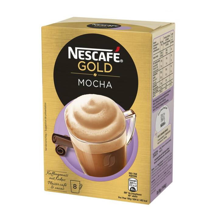 NESCAFÉ Caffè solubile GOLD Mocha (8 pezzo)
