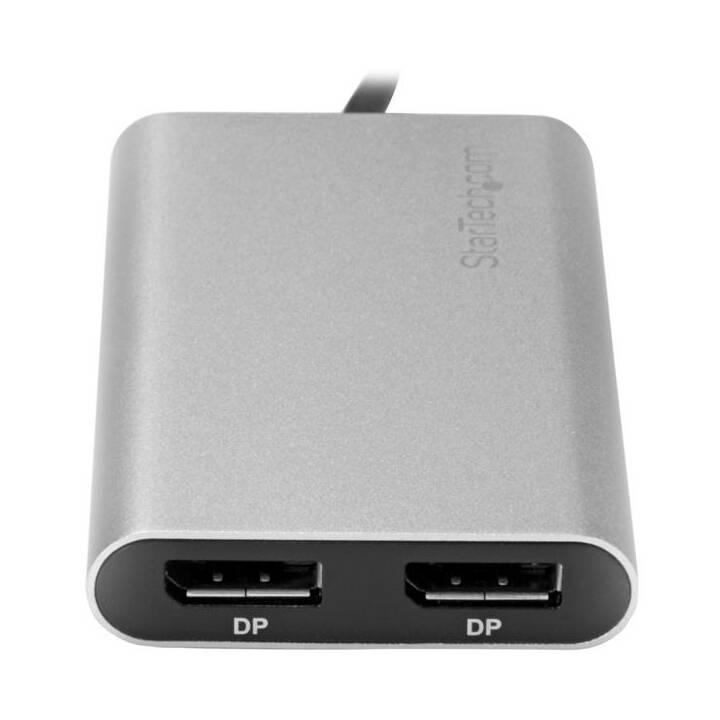 STARTECH.COM Thunderbolt 3 vers adaptateur DisplayPort double