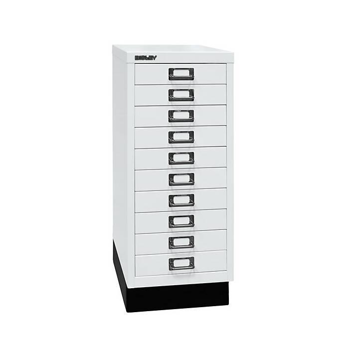 BISLEY MultiDrawer Schubladenbox (A4, Weiss)