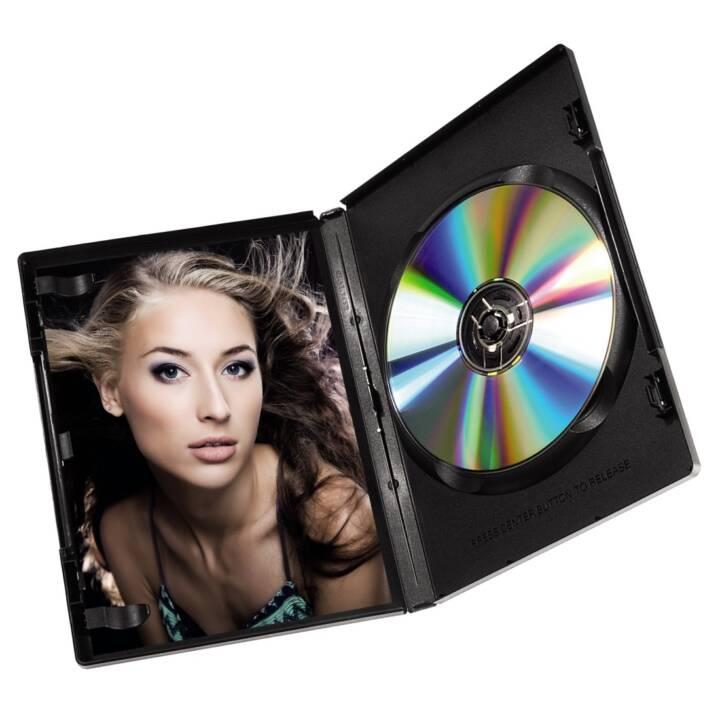 Custodie HAMA Jewel Case per 30 CD/DVD/BD