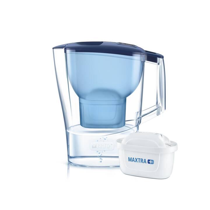 BRITA Carafe filtrante Aluna bleu