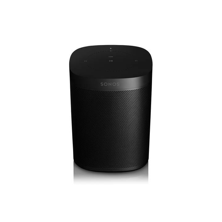 SONOS One Smart Gen2 Lautsprecher (Schwarz)