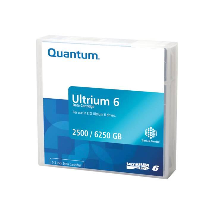 QUANTUM Ultrium LTO 6, 2,5/6,25 TB, 20 Stk.