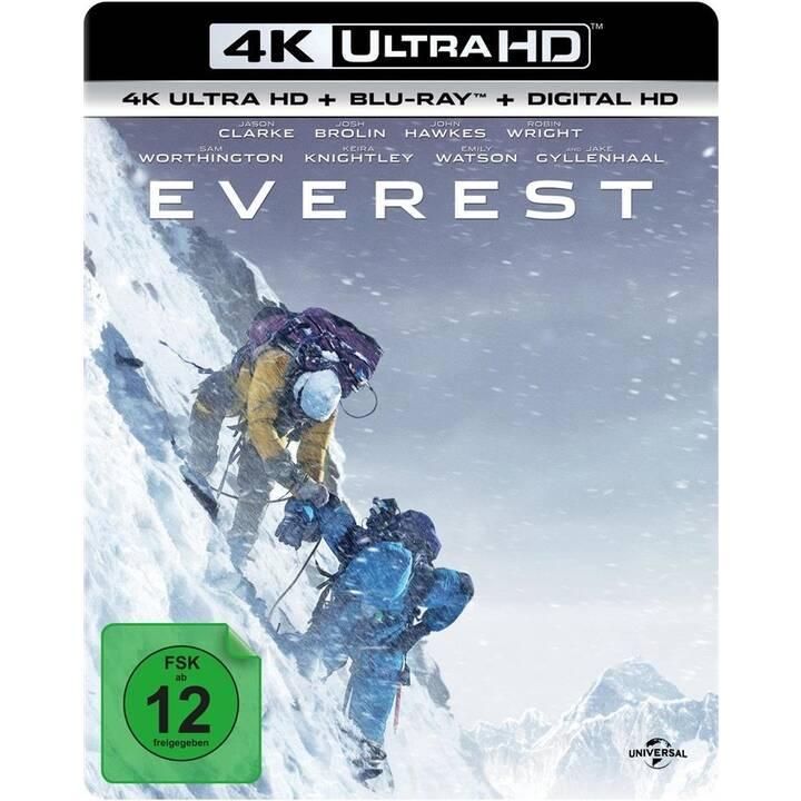 Everest (4K Ultra HD, IT, JA, DE, EN)