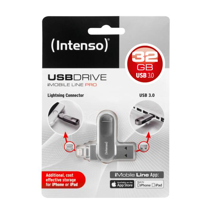 INTENSO iMobile Line Pro 32 Go