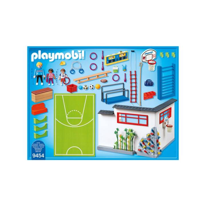 Gymnase PLAYMOBIL (9454)