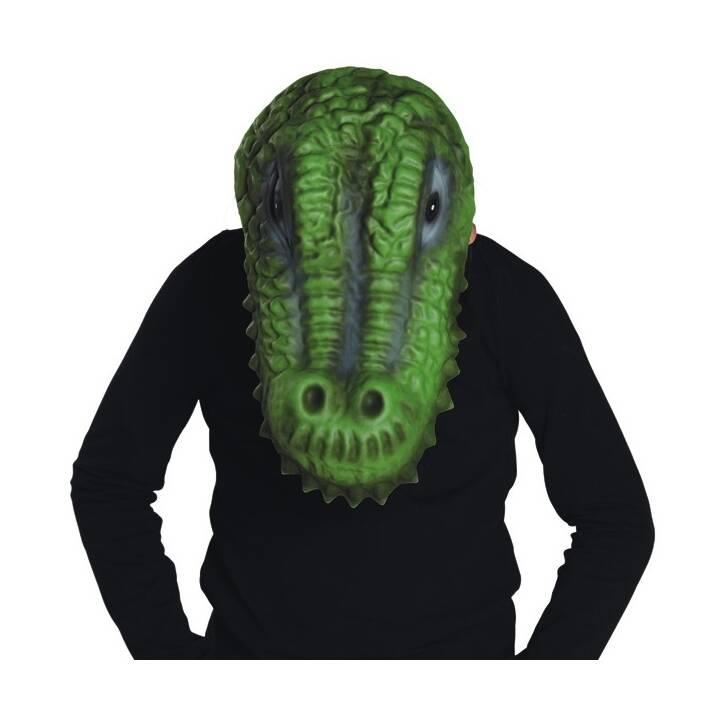FASNACHT Krokodil-Kind Maschere