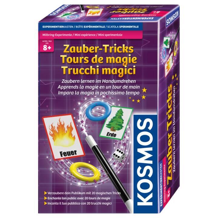 KOSMOS Zauber-Tricks d/f/i