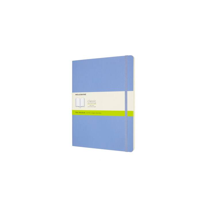 MOLESKINE Carnets (A4, En blanc)
