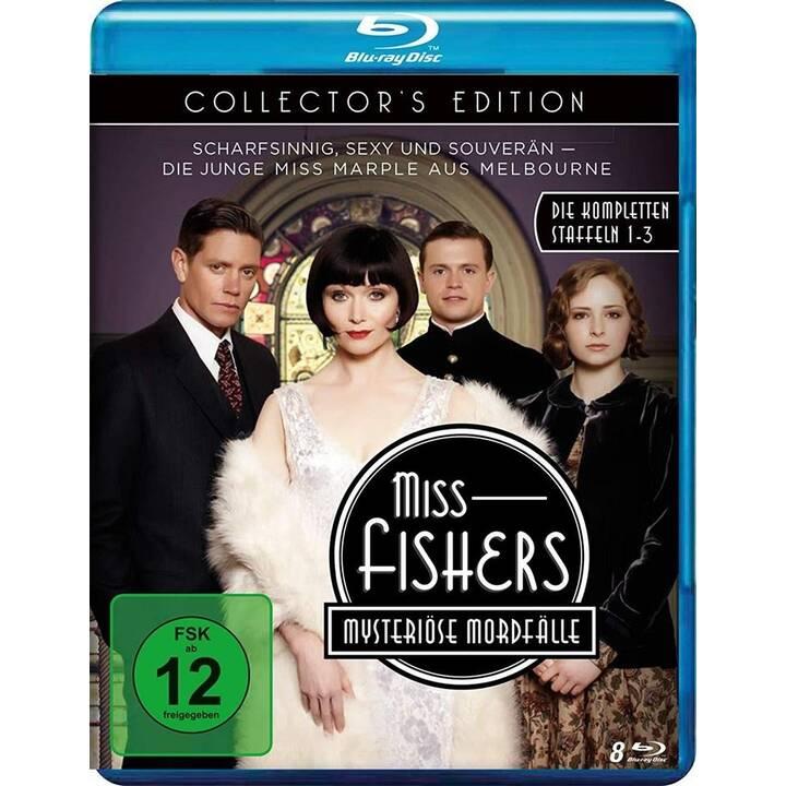 Miss Fishers mysteriöse Mordfälle - Die kompletten Staffeln 1-3 (EN, DE)