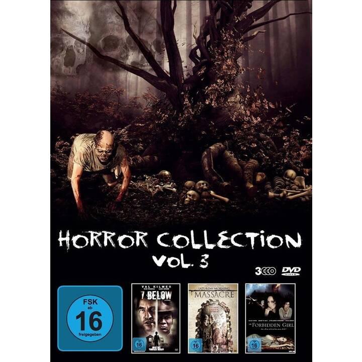 Horror Collection - Vol. 3 (DE, EN)