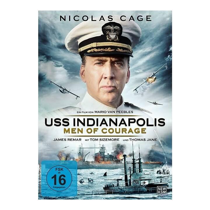 USS Indianapolis - Hommes de courage