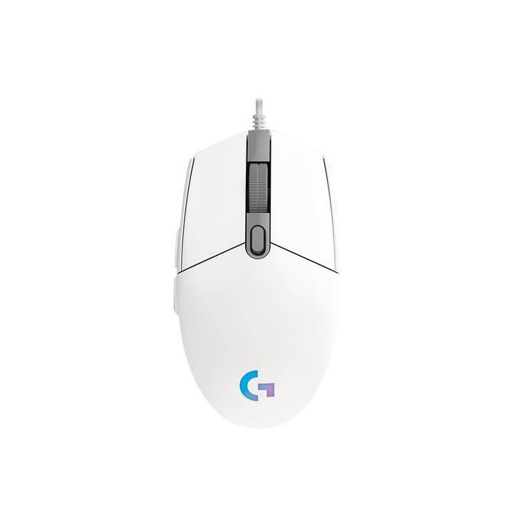 LOGITECH G102  Souris (Câble, Desktop)