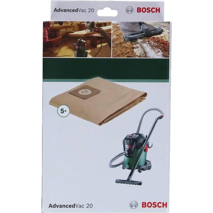 BOSCH AdvancedVac20 (5 pezzo)