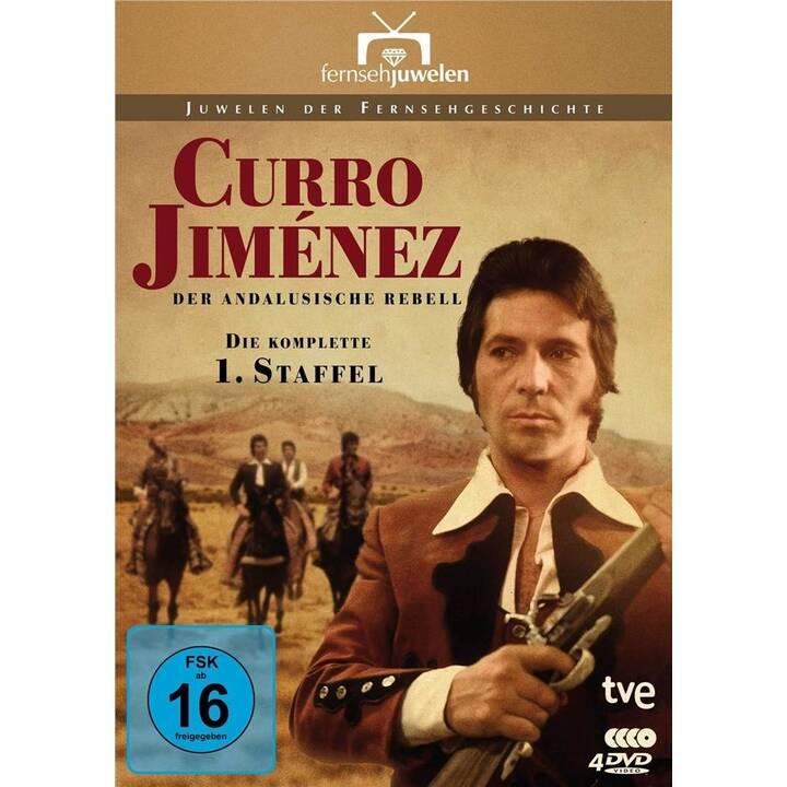Curro Jiménez: Der andalusische Rebell Stagione 1 (DE, ES)