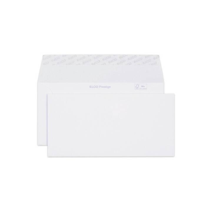 ELCO Couvert Prestige sans fenêtre C5/6, 120g, blanc, 250 pièces