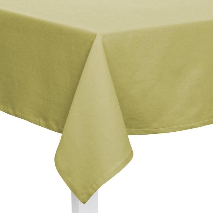 PICHLER Nappe One Pistazie (150 cm x 250 cm, Rectangulaire, Vert)