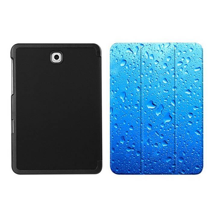 """EG MTT Custodia tablet per Samsung Galaxy Tab S2 8"""" - Waterdrops"""