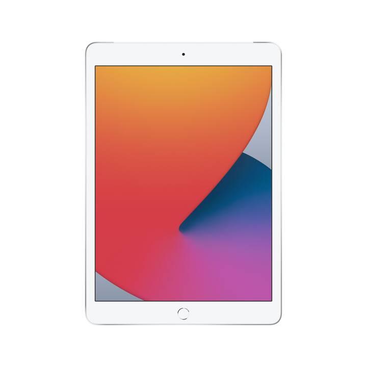 "APPLE iPad WiFi + Cellular 2020 (10.2"", 32 GB, Argent)"