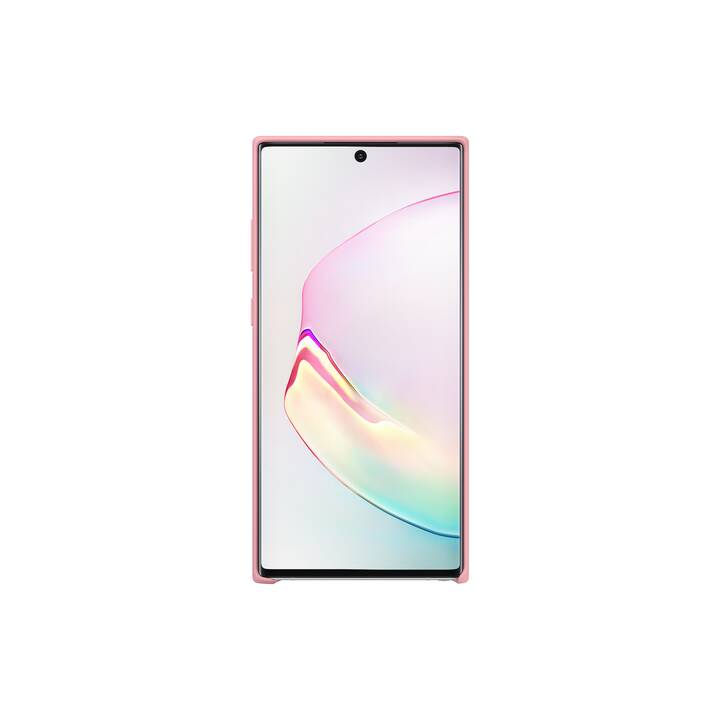 SAMSUNG Backcover (Galaxy Note 10 Plus, Pink)