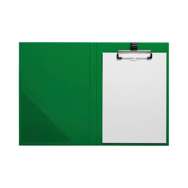 PAGNA Blockmappe Color A4 grün