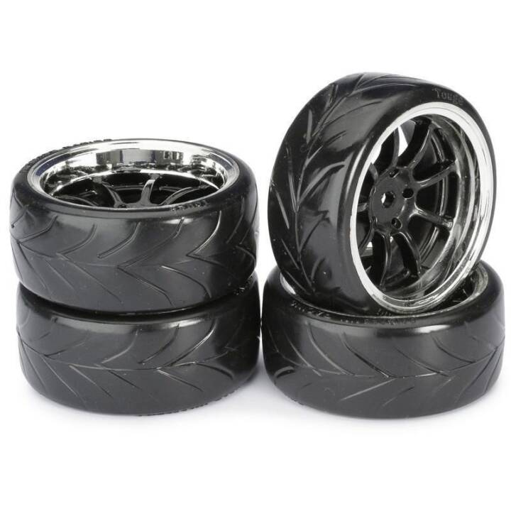 ABSIMA Jeu de roues Drift LP Profile A 9 rayons