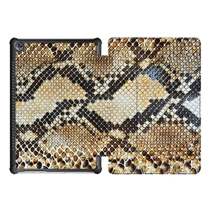 """EG MTT Custodia tablet per Huawei Mediapad M5 10.8"""" - Snake Skin"""