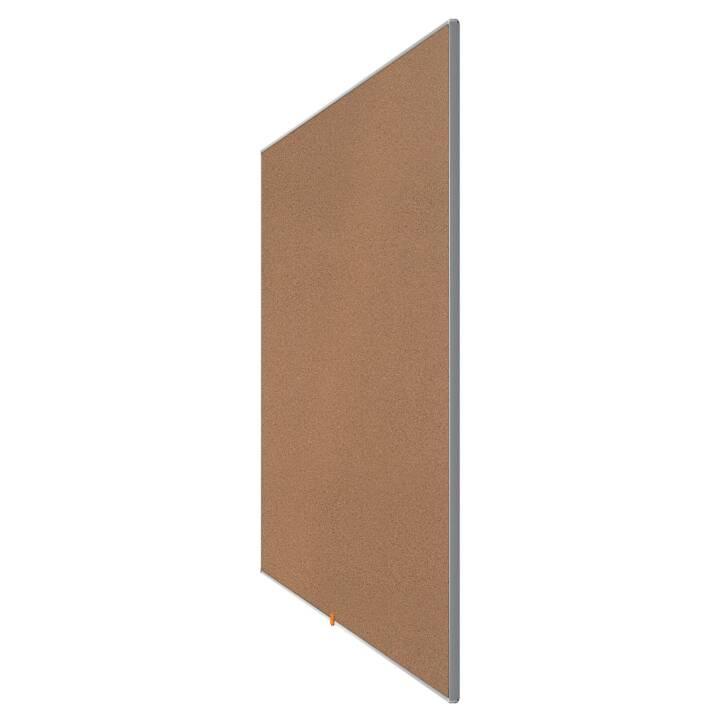 NOBO Pannello per appunti in sughero Widescreen 189,4 x 107,1 cm, marrone