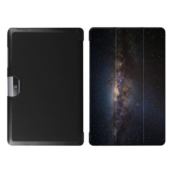 "EG MTT Tablet bag con coperchio pieghevole per Acer Iconia Tab 10 10 10.1"" - Sky"