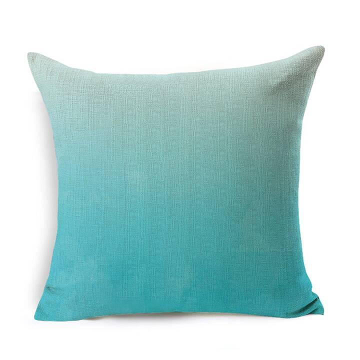 EG fodera per cuscino del divano 45 x 45cm - Poliestere