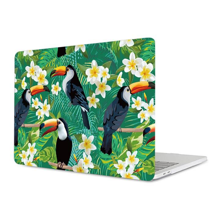 """EG MTT housse pour Macbook Pro 13"""" Touch Bar - toucan"""