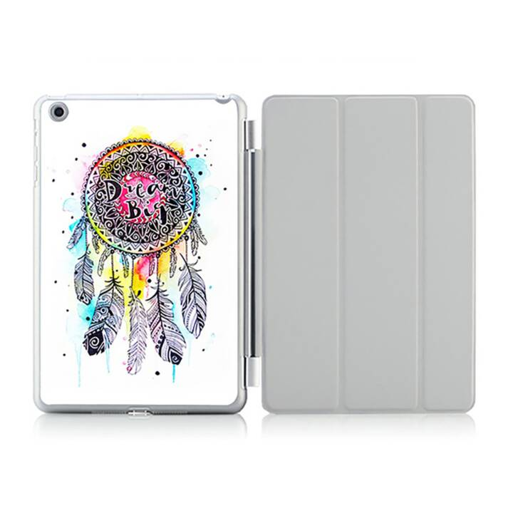 "EG iPad Hülle für Apple iPad 9.7 ""Air 1 - Traumfänger malen"