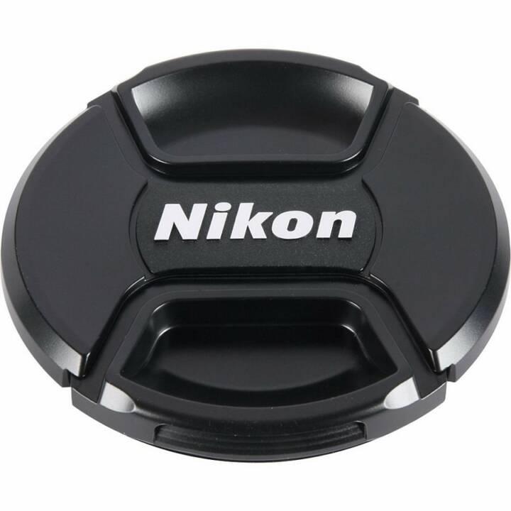 NIKON LC-77 Bouchon d'objectif, noir