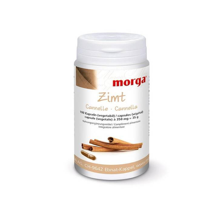 MORGA Compléments alimentaires