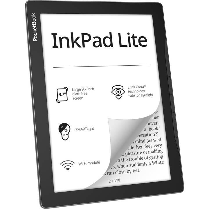 "POCKETBOOK InkPad Lite (9.7"", Grau, WLAN, 8 GB)"