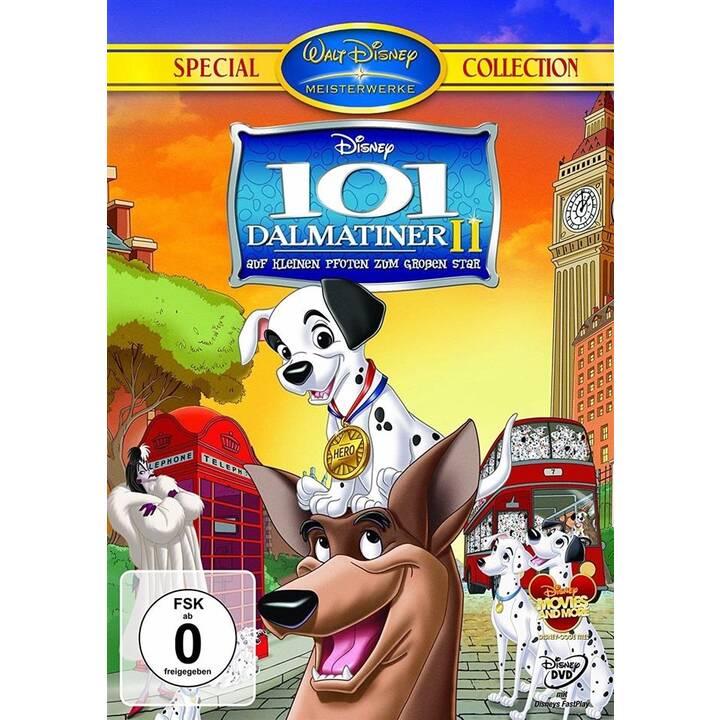 101 Dalmatiner 2 (TR, DE, EN)