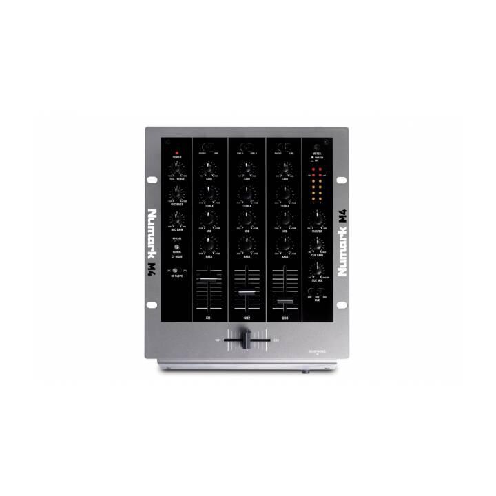 NUMARK INDUSTRIES M4 Audio-Mixer (Line-Mixer)