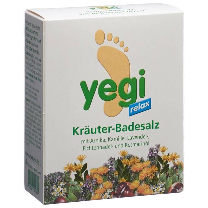 YEGI Badesalz (4 x 50 g)