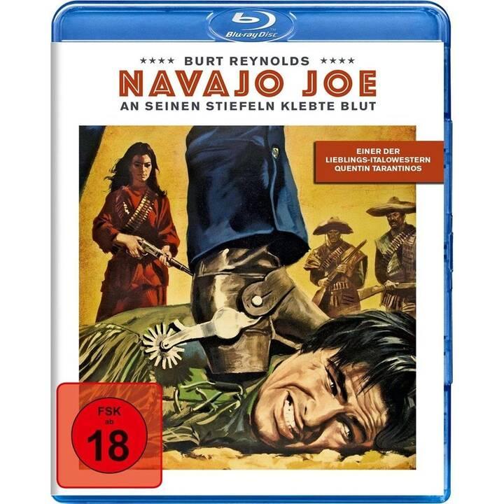 Navajo Joe - An seinen Stiefeln klebte Blut (DE, EN)