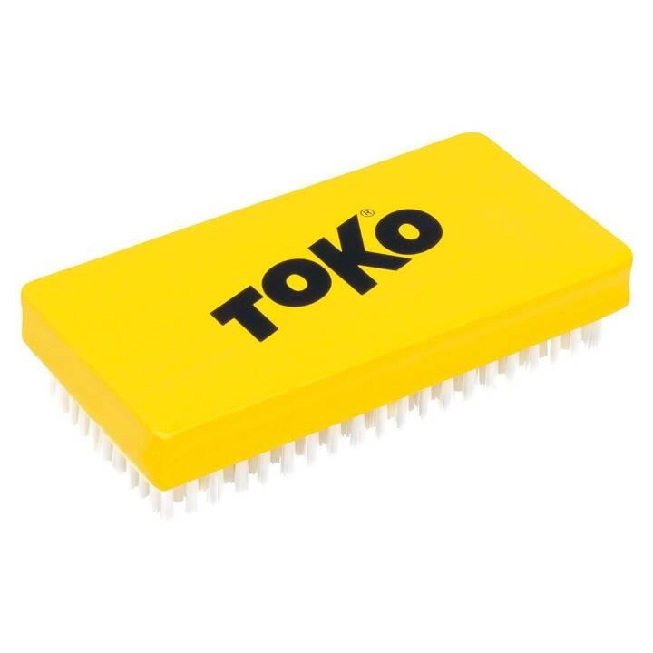 TOKO Base Brush (Bianco, Giallo)