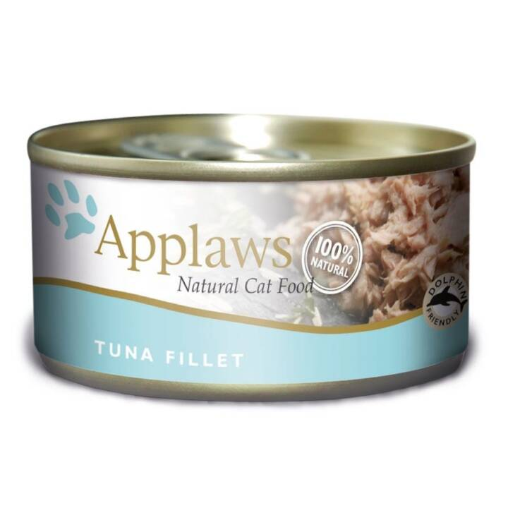 APPLAWS Tin Tuna Fillet (Adulte, Thon)