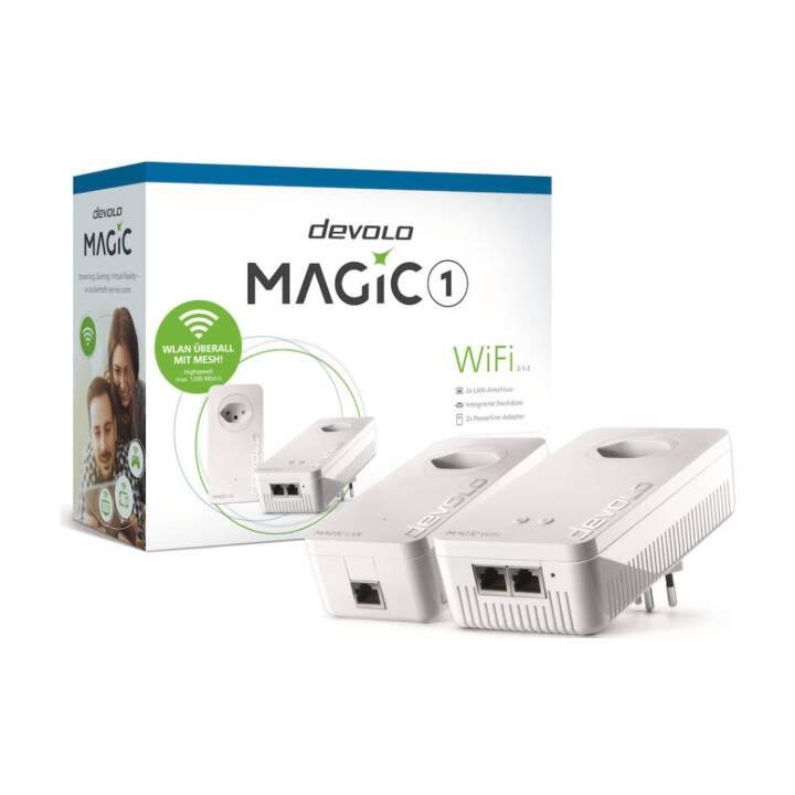 DEVOLO Magic 1 WiFi Starter Kit 2-1-2