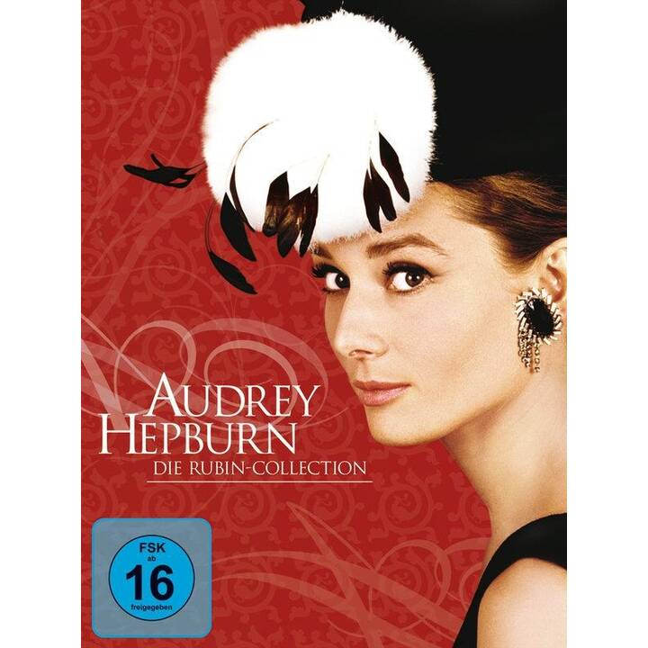 Audrey Hepburn - Die Rubin Collection (DE, EN)