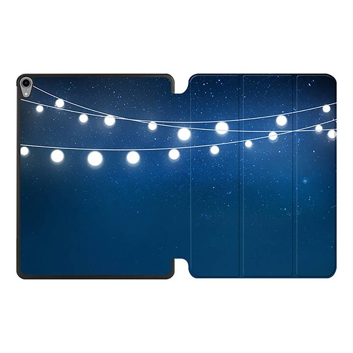 "EG MTT Coque pour iPad Pro 12.9"" 2018 - halo lights"