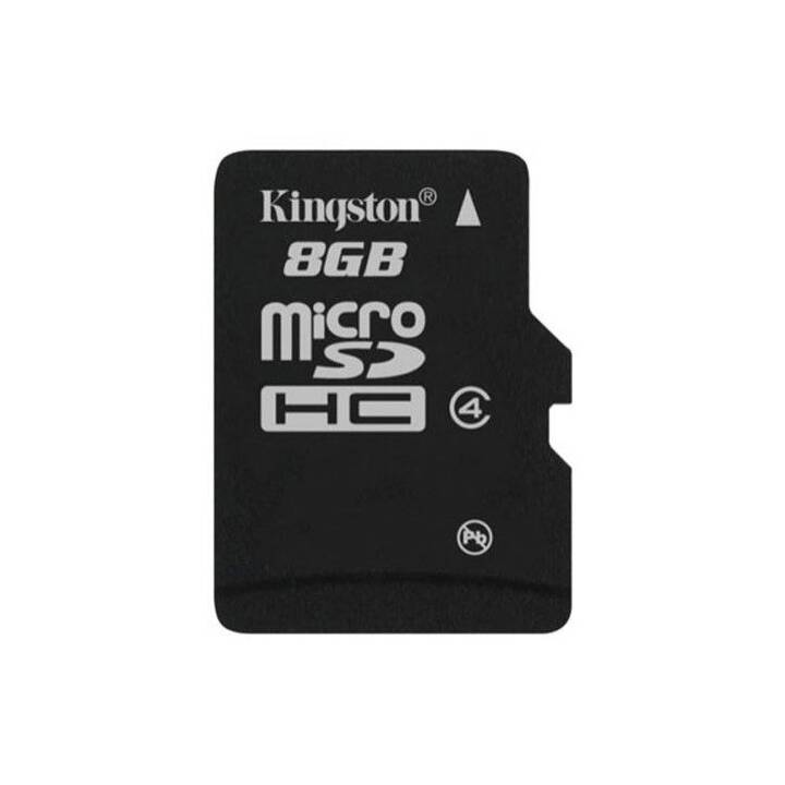 KINGSTON microSDHC 8 GB Class 4