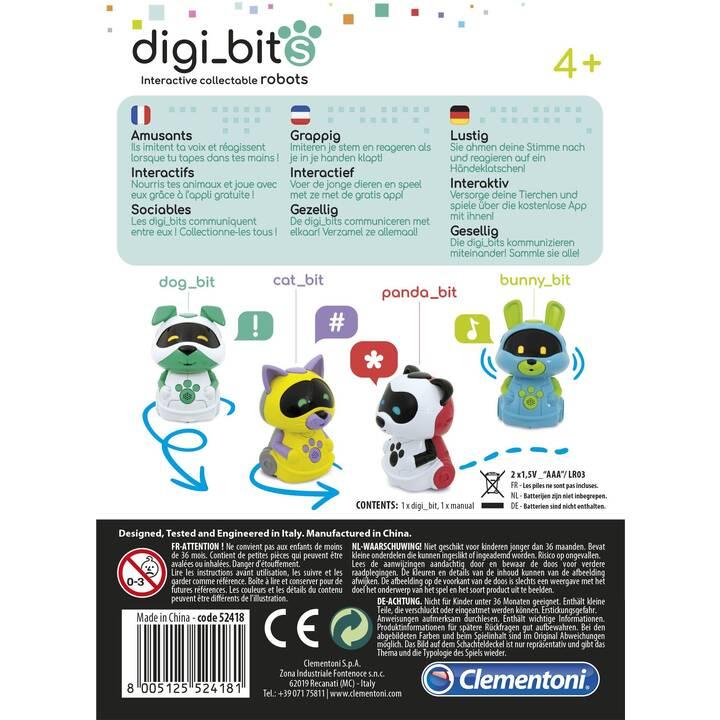CLEMENTONI Robot Digi Bits (13 cm)