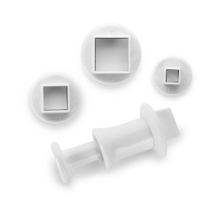 IBILI Ausstechform-Set (Quadrat)