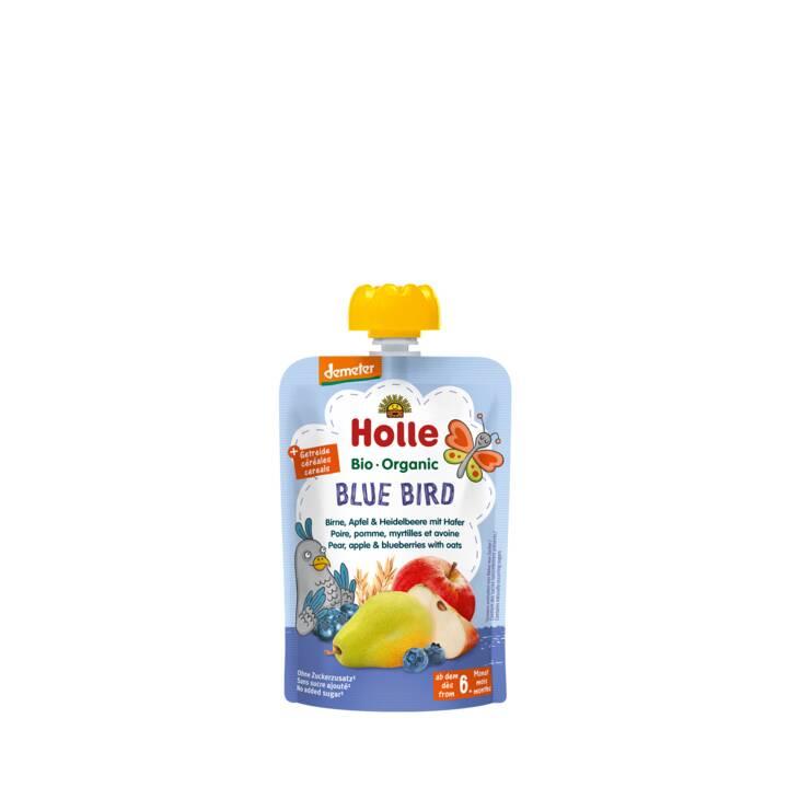 HOLLE Blue Bird Purée de fruits Sac de compression (100 g)