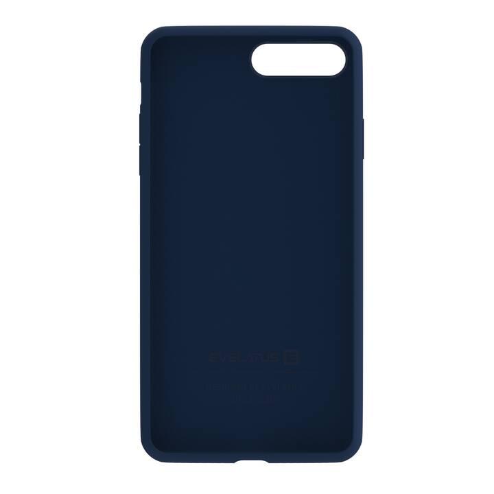 EVELATUS Backcover TPU (iPhone 7, iPhone 7 Plus, iPhone 8 Plus, Blau)