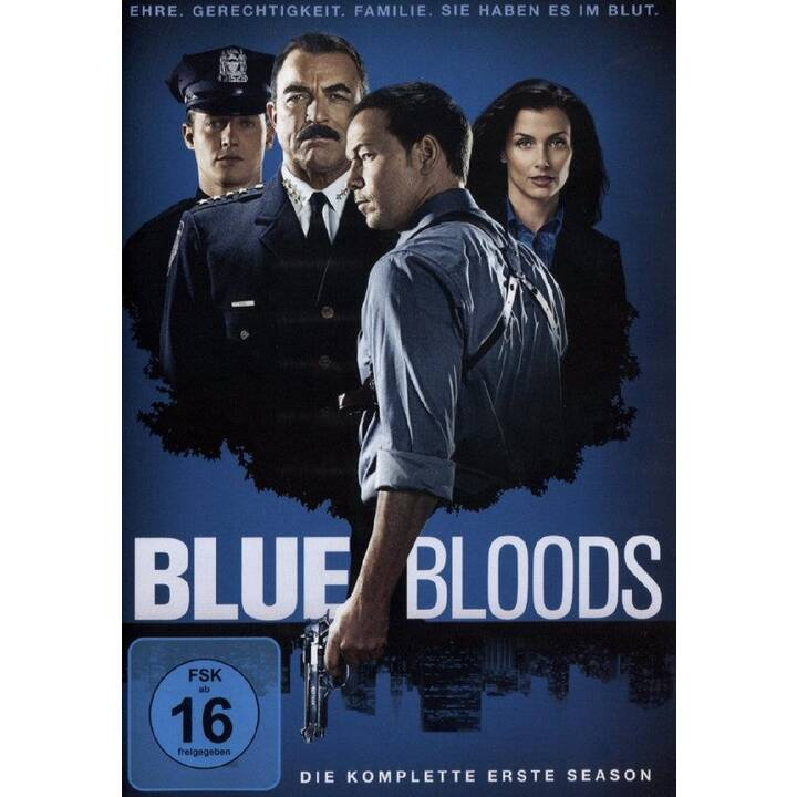 Blue Bloods Staffel 1 (EN, DE)